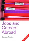Book Cover - The Directory of Jobs and Careers Abroad