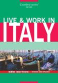 Book Cover - Live and Work in Italy