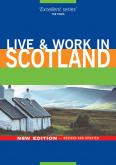 Book Cover - Live & Work in Scotland