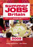 Book Cover - Summer Jobs in Britain 2005